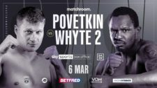 Alexander Povetkin vs. Dillian Whyte 2
