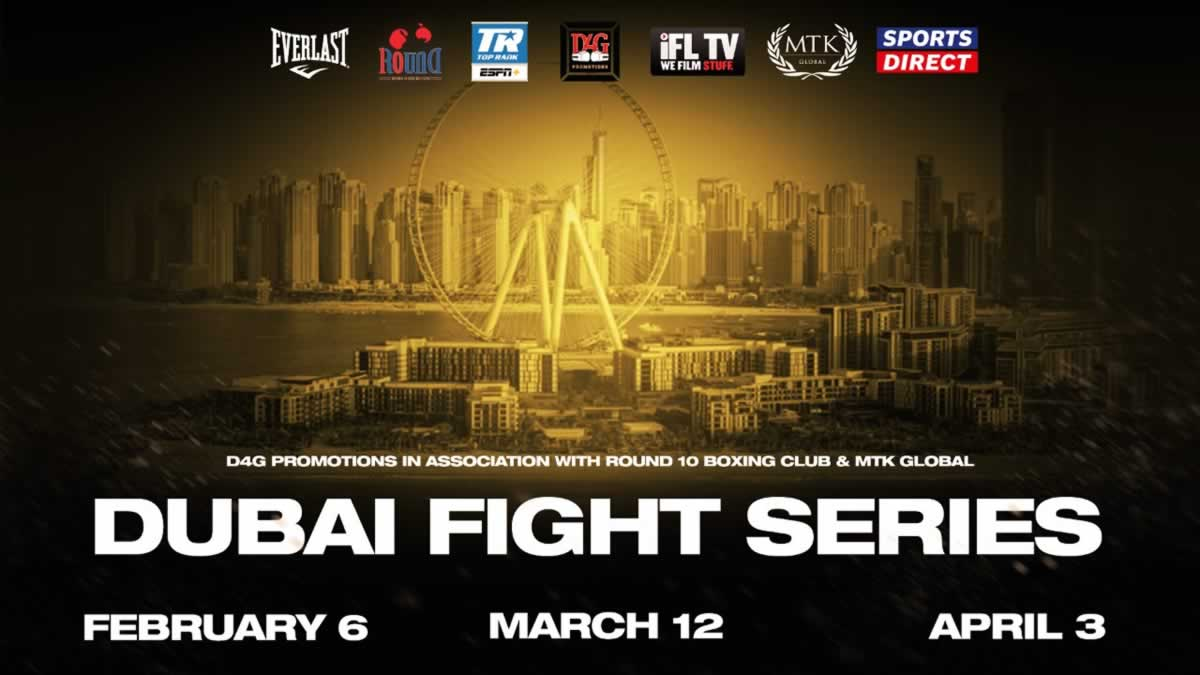 Dubai Fight Series