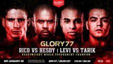 GLORY Kickboxing 77