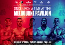 Once Upon a Time at the Melbourne Pavilion